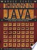 """Thinking in Java"" by Bruce Eckel, Chuck Allison"