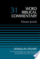 Hosea Jonah Book