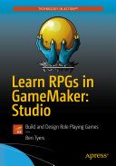 Learn RPGs in GameMaker: Studio