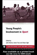 Young People s Involvement in Sport
