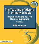 The Teaching of History in Primary Schools