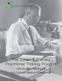 Gerson Therapy Training Program