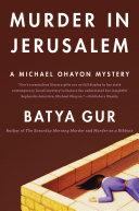 Pdf Murder in Jerusalem