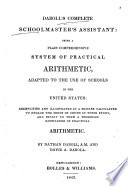 Daboll's Complete Schoolmaster's Assistant Being a Plain Comprehensive System of Practical Arithmetic