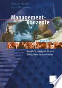 Management-Konzepte von A–Z