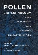 Pdf Pollen Biotechnology Telecharger
