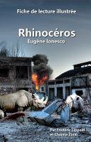 Pdf Fiche de lecture illustrée - Rhinocéros, d'Eugène Ionesco Telecharger