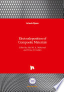 Electrodeposition of Composite Materials