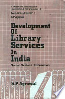 Development Of Library Services In India