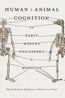 Pdf Human and Animal Cognition in Early Modern Philosophy and Medicine Telecharger