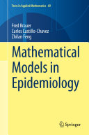 Mathematical Models in Epidemiology Pdf/ePub eBook