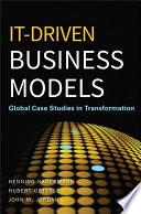 IT Driven Business Models Book