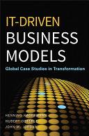 IT Driven Business Models