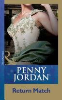 Return Match (Mills & Boon Modern) (Penny Jordan Collection)