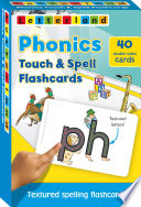 Phonics Touch   Spell Flashcards Book
