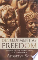 Development as Freedom Book PDF