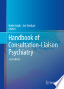 """Handbook of Consultation-Liaison Psychiatry"" by Hoyle Leigh, Jon Streltzer"