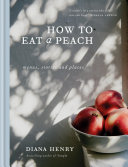 How to eat a peach Pdf/ePub eBook