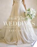 Style Me Pretty Weddings Book