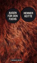 Augen für den Fuchs [Pdf/ePub] eBook