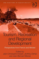 Tourism, Recreation and Regional Development