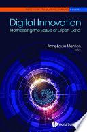 Digital Innovation: Harnessing The Value Of Open Data