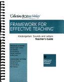 Framework for Effective Teaching Book PDF