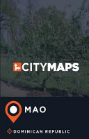 City Maps Mao Dominican Republic