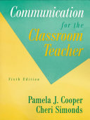 Communication For The Classroom Teacher Book PDF