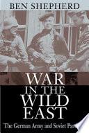 War in the Wild East