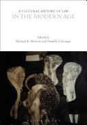 A Cultural History of Law in the Modern Age Pdf/ePub eBook