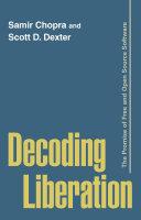 Pdf Decoding Liberation Telecharger