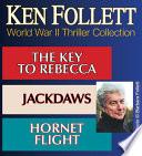 Ken Follett World War II Thriller Collection Book