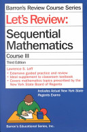 Sequential Math III Power Pack