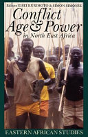 Conflict  Age   Power in North East Africa