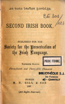 The second Irish book