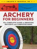 Archery for Beginners Pdf/ePub eBook