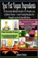Low Fat Vegan Ingredients