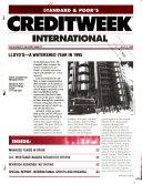 Standard   Poor s Creditweek International