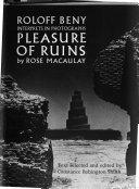 Pdf Roloff Beny Interprets in Photographs Pleasure of Ruins