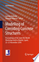 Modelling Of Corroding Concrete Structures Book PDF