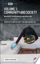 Volume 1  Community and Society