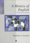 A History of English