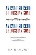 An English Echo of Russian Song