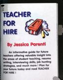 Teacher for Hire