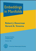 Embeddings in Manifolds
