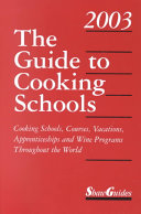 The Guide to Cooking Schools