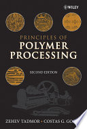 Principles of Polymer Processing