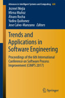 Pdf Trends and Applications in Software Engineering Telecharger