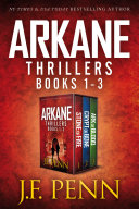 ARKANE Thrillers Books 1-3 ebook